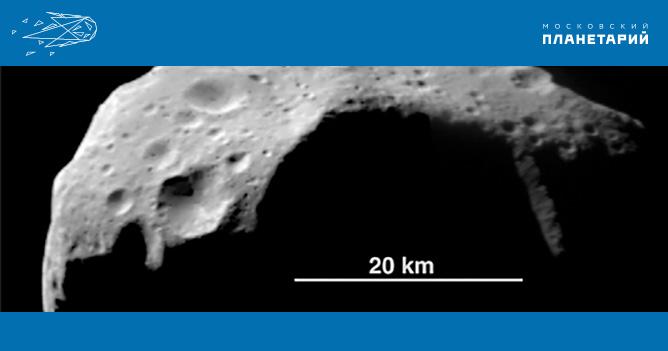 Один-из-крупных-кратеров-Матильды
